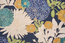 Clearance Drapery Fabric Floral Vine Drapery Prints Drapery Fabric Discount Floral Vine