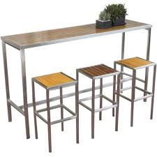 Outdoor Bistro Table Bar Height 42 High Pub Table Sets Outdoor High Top Bistro Table Set Henry