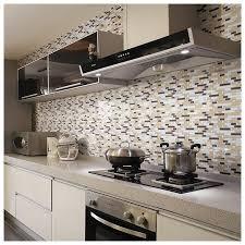 modern kitchen designs with art3d 10 pack peel n stick backsplash