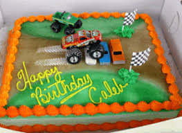 monster truck cakes couldn u0027t resist