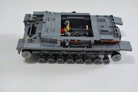 lego army tank kazi review panzer iv ky82010 the brickhorse