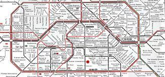 Berlin Map Club Music As A Berlin Subway Map U2013 Ronnierocket Com