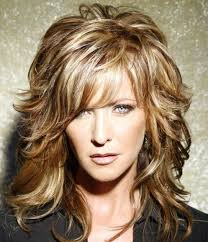 medium length hair styles for age 50 hairstyles for middle aged women with long hair style