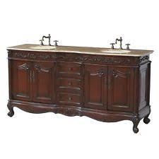 59 Double Sink Bathroom Vanity by Stufurhome Evangeline 59 Inch Double Sink Bathroom Vanity Ebay