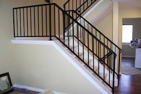 Design For Staircase Railing Stair Railing Design Jamiltmcginnis Co