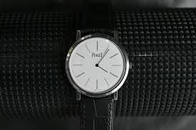 piaget altiplano reviewing the piaget altiplano the wound dress