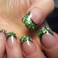 nail art goes irish u2013 the best st patrick u0027s day designs on the