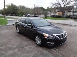 nissan altima 2015 value 2015 nissan altima 2 5 s for sale in houston tx stock 14967