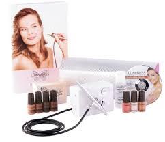 Professional Airbrush Makeup Machine Luminess Air Pro Beauty Airbrush Makeup System