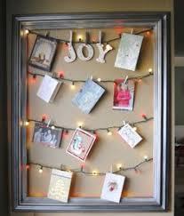 15 fun ways to display christmas cards christmas cards cards