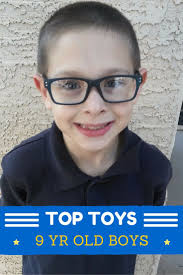 do you know what the best gifts for a 9 year old boy are top