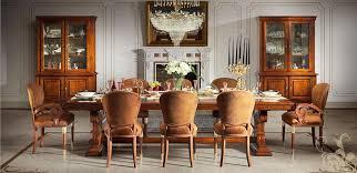sala da pranzo classica soggiorno luigi xiv rubinelli