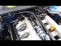 turbo audi a4 1 8 t uszkodzony napinacz lancucha audi a4 b6 1 8 t 163 km