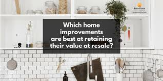 cost vs value which home improvements are best at retaining