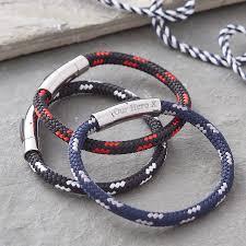 s day bracelet personalised clasp paracord bracelet hurleyburley