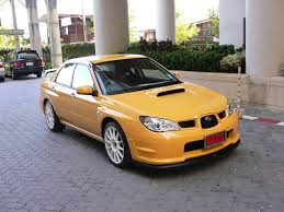 2006 Subaru Impreza Wrx Sti Spec C Type Ra R