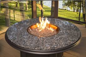 napa valley crystal fire pit table grand colonial fire pit table sutter home hearth