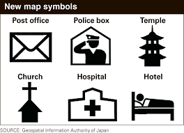 japan to drop the swastika from its tourist maps world news