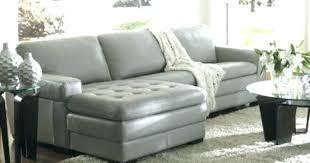 Light Gray Leather Sofa Grey Leather Sofa Adventurism Co