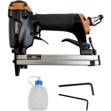 Best Pneumatic Staple Gun For Upholstery Freeman P2238us 22 Gauge 3 8 In Pneumatic Upholstery Stapler