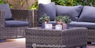 Washing Patio Cushions Patio How To Clean Patio Furniture Home Designs Ideas