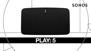 Black Flag With White Cross Play 5 U2014 Biggest And Boldest Home Speaker Sonos