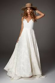 hochzeit brautkleider gã nstig rue de seine spell collection the best boho wedding dresses