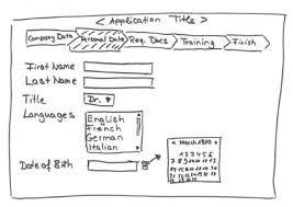 what is a wireframe sap user experience community