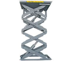 Hydraulic Scissor Lift Table by Quad Hydraulic Transport Scissor Lift Lift Tables Pentalift