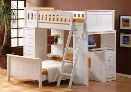 loft bed with closet desk famous loft bunk bed with trundle desk chest and closet