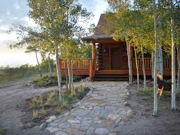 Log Cabin Builders Colorado Authentic Log Cabin In Beautiful South Park Vrbo