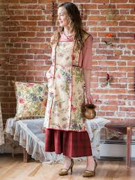 wildflowers waffle apron linens u0026 kitchen aprons ovenmitts