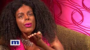 martina big german model martina big is transitioning to become a black woman