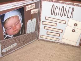 baby photo albums scrapbook saturday no 12 baby albums clean and scentsible