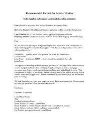 construction loan administrator cover letter