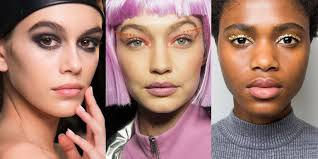 best makeup schools in new york the best makeup looks from fall 2018 runways