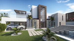 new build luxury modern villa for sale private pool tennis