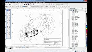 corel designer technical suite technical illustrations from 3d