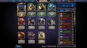 eternal card game android apps google play