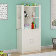 furniture 2 door wood storage cabinet tall white cabinet with