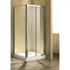 bifold shower enclosures available at bathroom city