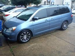 honda odyssey 2005 tire size post your 05 ex lx wheel upgrades here page 21