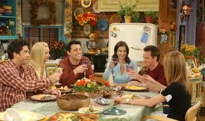 14 great friends thanksgiving moments that show no one did the