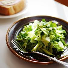 serve green salad with pear dressing for thanksgiving philippine
