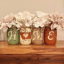 montana home decor montana home mason jars rustic home decor sage ivory tan and
