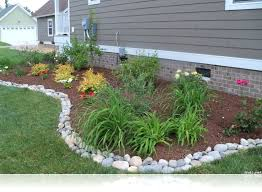 Landscaping Ideas Front Yard Front Yard Landscaping Ideas Small House Simple Front Garden