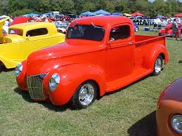 Ford Truck Upholstery 1940 Ford Truck Custom Leather Interior Interiors By Shannon Com