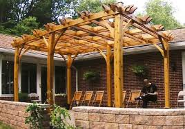 modern pergola modern pergola 10x16 breeze pergola outdoor living today