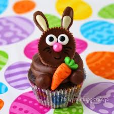 bunny easter reese s cup easter bunny cupcakes