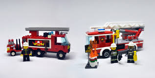 lamborghini lego set my fire truck from 1989 vs a brand new one lego
